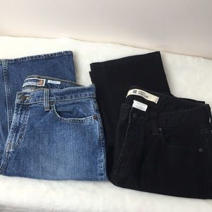 Old Navy, Stretch Boot Cut Jeans